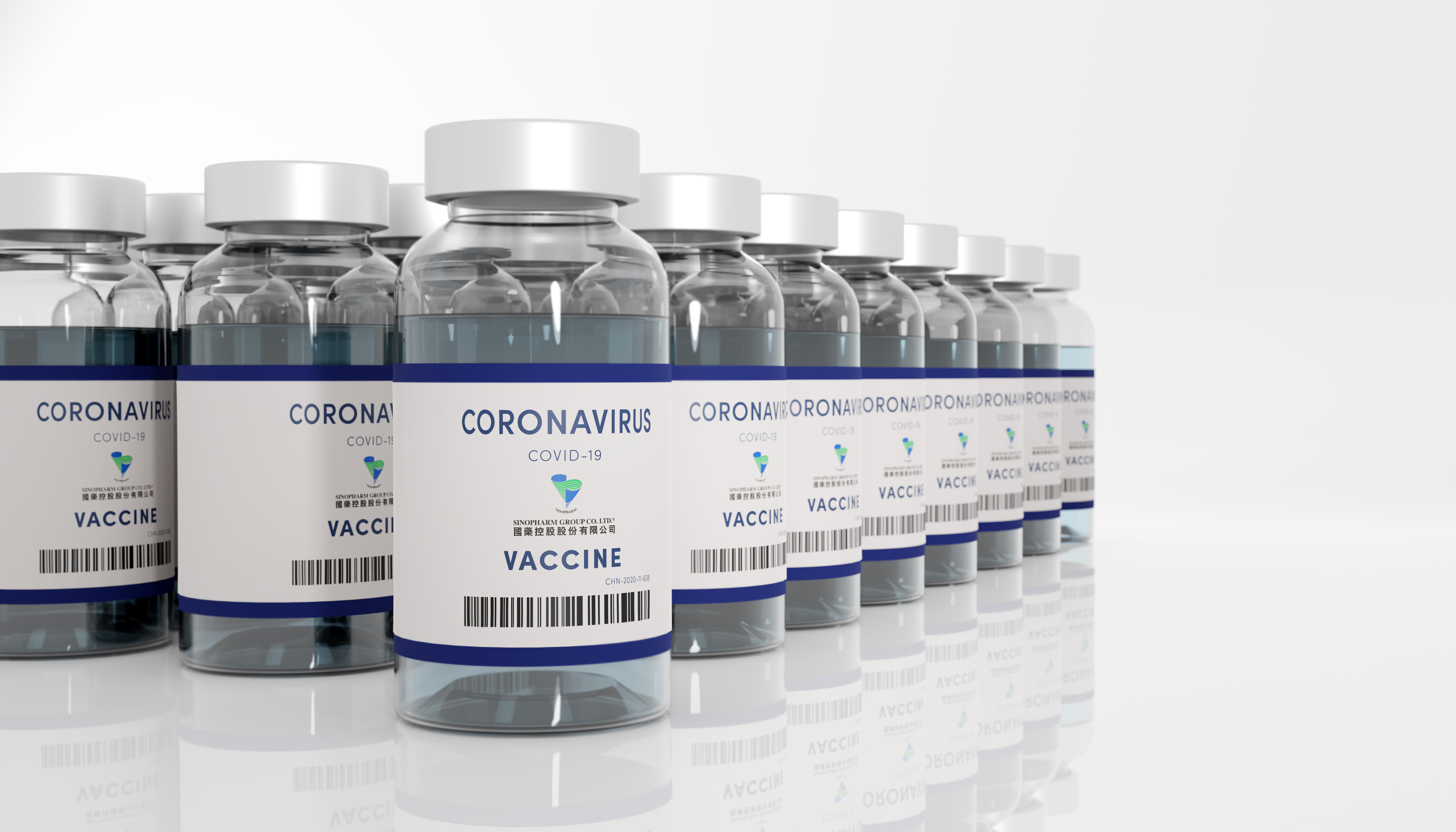 La vacuna con trazabilidad Blockchain